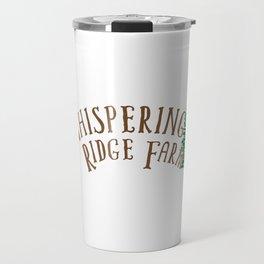Whispering Ridge Two Travel Mug