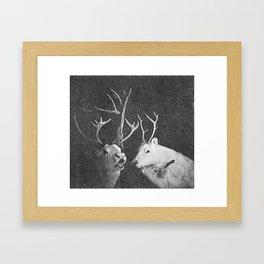 DARK PT 3 Framed Art Print