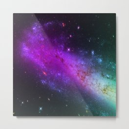 another galaxy Metal Print