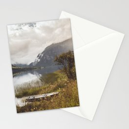 Light in Norway Stationery Cards