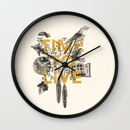 Time to live Wall Clock