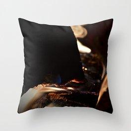 Cozy Cottage Life Throw Pillow