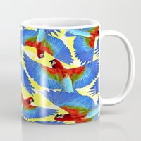 rio Mugs featuring RIO PANTS PARTY by Chrisb Marquez