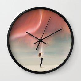 In Reach Wall Clock
