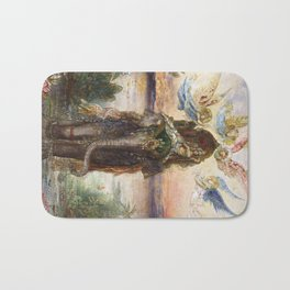 The Sacred Elepant Painting (1882) Bath Mat