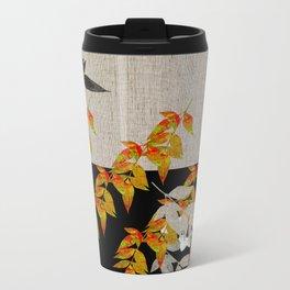 Japanese subtlety Metal Travel Mug