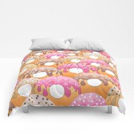 Donuts Wanderlust Comforters