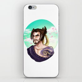Hanzo iPhone Skin