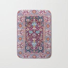 Romanian  Antique  Double Niche Carpet Bath Mat