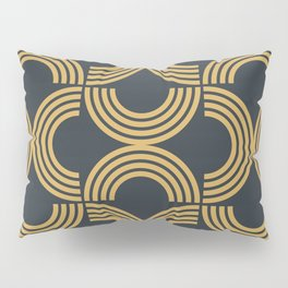 Deco Geometric 01 Pillow Sham