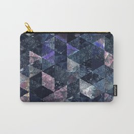 Abstract Geometric Background #11 Carry-All Pouch