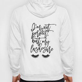 I'm Not Weird I'm A Limited Edition, Printable Poster, Black and White, Modern Hoody