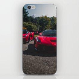 Laferrari Duo iPhone Skin