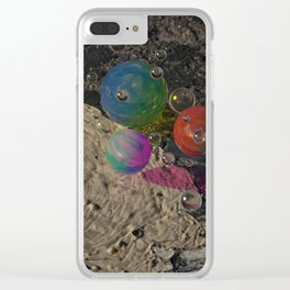 Places Unseen Clear iPhone Case