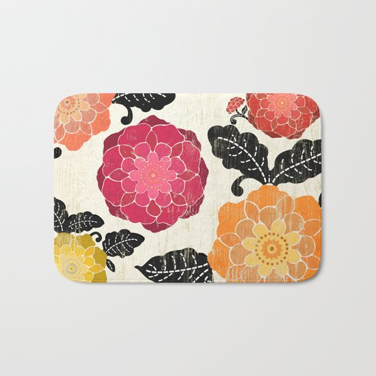 Where there is Love there is Life Bath Mat