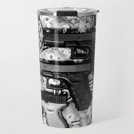 Steel n Ammo Travel Mug