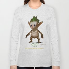 YT Troll - Revelations of Oriceran (C) Long Sleeve T-shirt