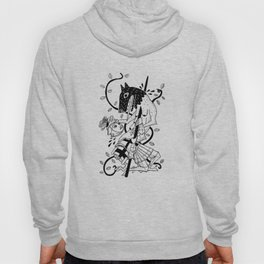 Bored Knight Hoody