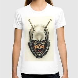 Ant-man Airbrush Portrait T-shirt