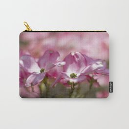 Dogwood Bokeh Carry-All Pouch