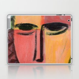 Portrait imaginaire Laptop & iPad Skin