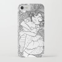 dreamer iPhone & iPod Cases featuring Dreamer by KadetKat