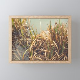Riverside Framed Mini Art Print