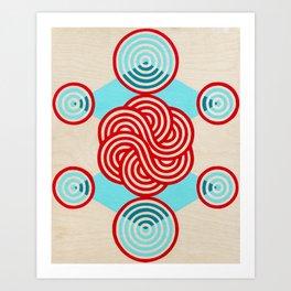 Annulus Art Print