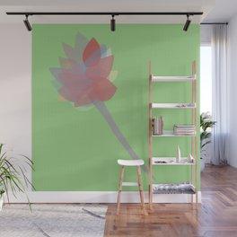 Fragile Flower Wall Mural