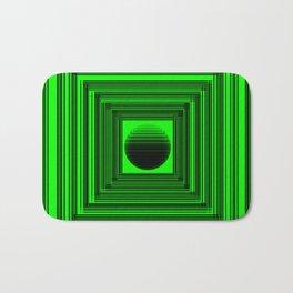 Abstract Green 101 Bath Mat