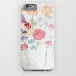 Buquet of Goodness iPhone Case