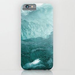 LANDSCAPE PHOTOGRAPHY OF GRAY MOUNTAIN iPhone Case