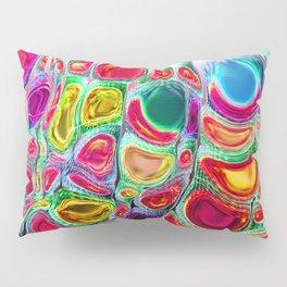 Slipping & Sliding - Joyful Pattern #society6 #lifestyle Pillow Sham