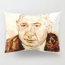 Netanyahu Pillow Sham