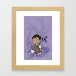 Dorian the Mage Framed Art Print