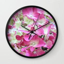Feels Like Paradise Wall Clock
