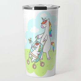 Unicorn Mama Travel Mug