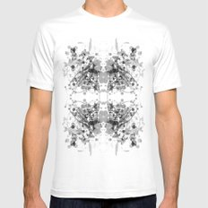 Equilibrium 01 Mens Fitted Tee MEDIUM White