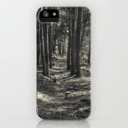In the forest #2 iPhone Case