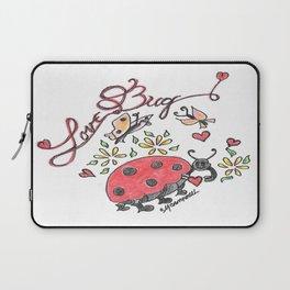 """""""Love Bug"""" Laptop Sleeve"""