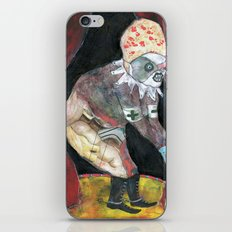Poisoner III (repost) iPhone & iPod Skin
