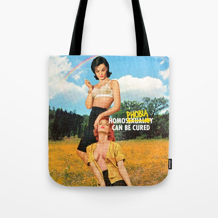 Cured Tote Bag