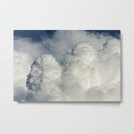 Cumulonimbus Clouds 7 Metal Print