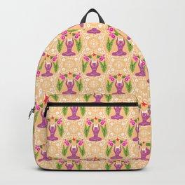 Goddess rising Backpack