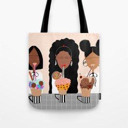 I C E  C R E A M Tote Bag