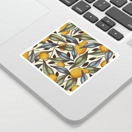 Lemons, Oranges & Pears Sticker