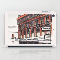 philippines iPad Cases featuring Philippines : Calvo Building by Ryan Sumo