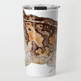 Plump Little Froggy Travel Mug