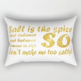 qoute Rectangular Pillow