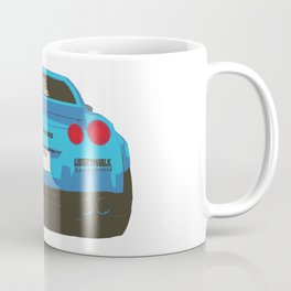 nissan GTR r35 Coffee Mug
